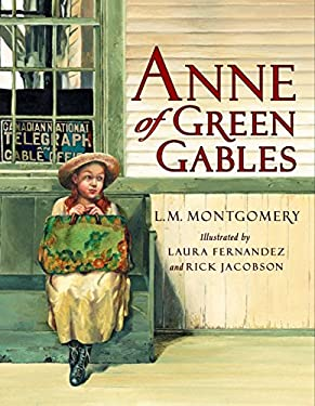 Anne of Green Gables 9780887765155