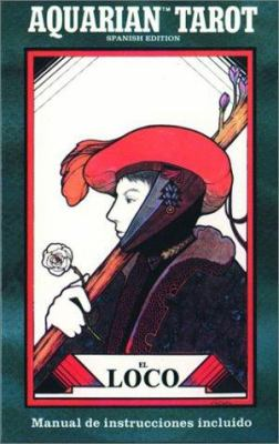 Aquarian Tarot: 78 Cartas A Todo Color 9780880796910
