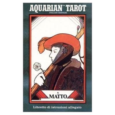 Aquarian Tarot 9780880796934