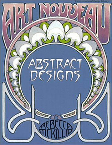 Art Nouveau Abstract Designs 9780880450232