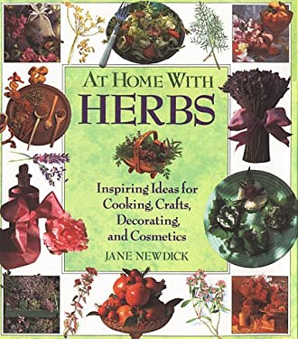 At Home with Herbs 9780882668864