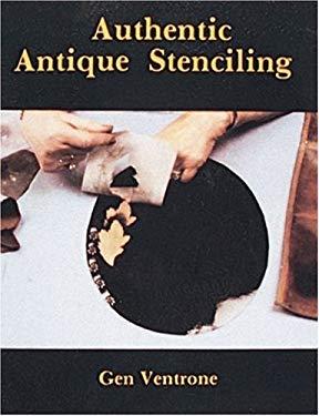 Authentic Antique Stenciling 9780887401404