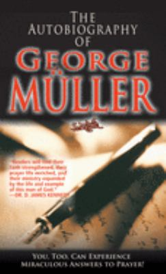 Autobiography of George Muller 9780883681596