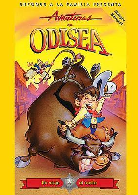 Aventuras En Odisea: Un Viaje Al Oeste 9780881136449