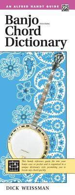 Banjo Chord Dictionary: Handy Guide 9780882841557