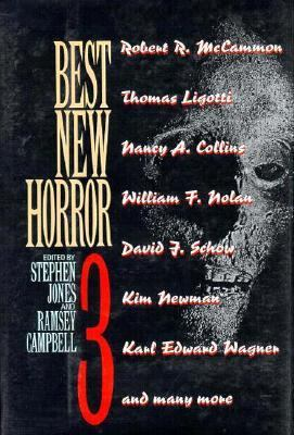 Best New Horror 3 9780881848588