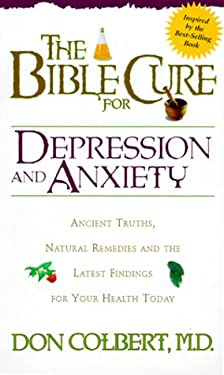 Bible Cure for Depression/Anxiety 9780884196501