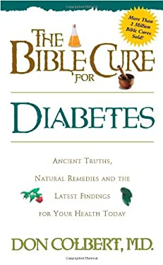 Bible Cure for Diabetes 9780884196488