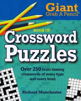 Book of Crossword Puzzles 9780884864332