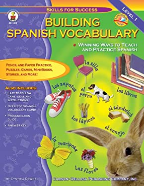 Building Spanish Vocabulary 9780887249181