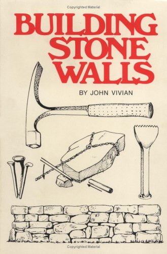 Building Stone Walls 9780882660745