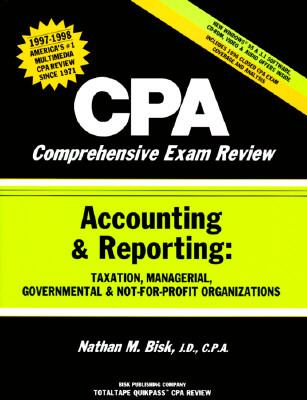 CPA Accounting and Reporting 9780881289435