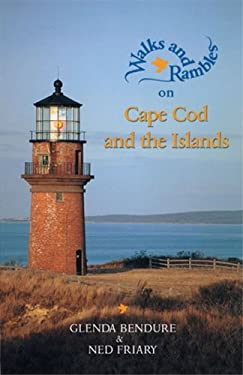 Cape Cod and the Islands: A Naturalist's Hiking Guide 9780881504248