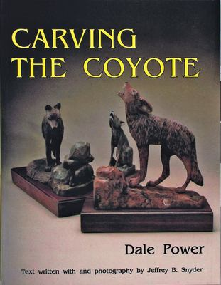 Carving the Coyote 9780887405679