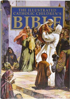 Catholic Children's Illustrated Bible-NAB