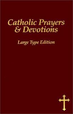 Catholic Prayers & Devotions 9780882717197