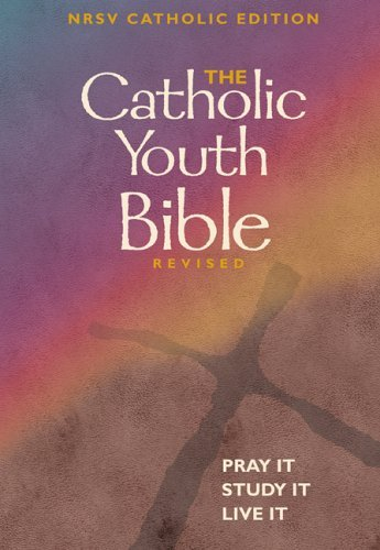 Catholic Youth Bible-NRSV 9780884898009