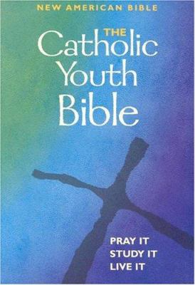 Catholic Youth Bible-Nab-Searchable CD [With CD] 9780884898238