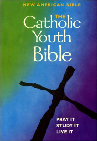 Catholic Youth Bible-Nab: Pray It. Study It. Live It. 9780884897453