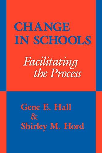 Change in Schools 9780887063473