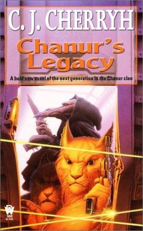 Chanur's Legacy 9780886775599