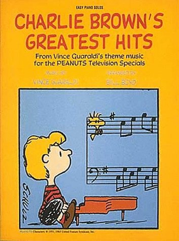 Charlie Brown's Greatest Hits 9780881885842