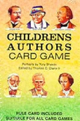 Children's Authors Card Game [With Rule Card Suitable for All Card Games] 9780880793889