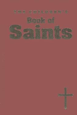 Childrens Book of Saints 9780882715223