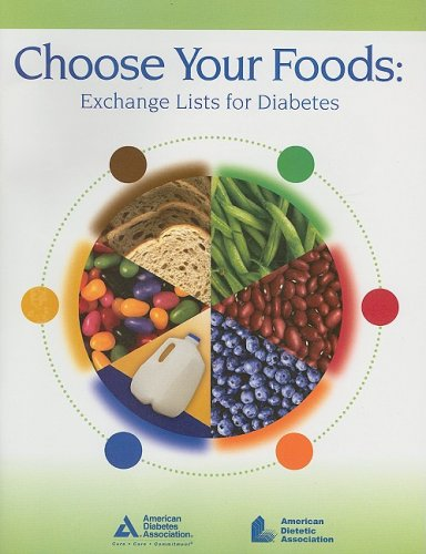 Choose Your Foods: Exchange Lists for Diabetes 9780880913775