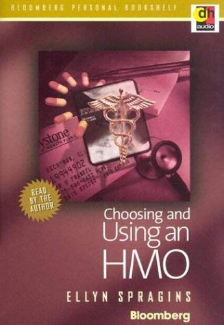 Choosing and Using an HMO 9780886464806