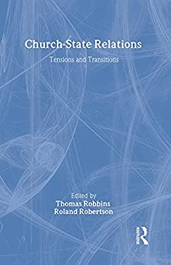 Church-State Relations: Tensions and Transitions 9780887381089