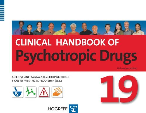 Clinical Handbook of Psychotropic Drugs 9780889373952