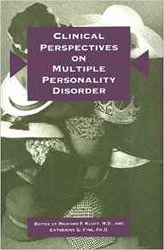 Clinical Perspectives on Multiple Personality Disorder 9780880483650