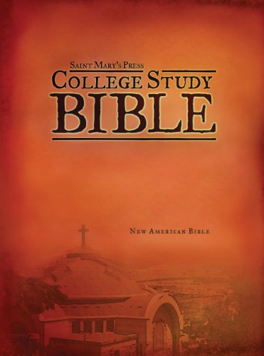 College Study Bible-Nab 9780884899075