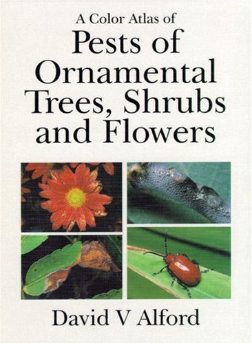 Color Atlas of Pests of Ornamental Trees, Shrubs and Flowers 9780881925616