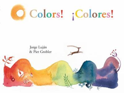 Colors! Colores! 9780888998637