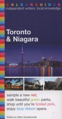 Colourguide: Toronto & Niagra 9780887807602