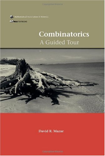 Combinatorics: A Guided Tour 9780883857625