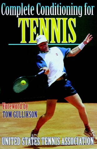 Complete Conditioning for Tennis 9780880117340