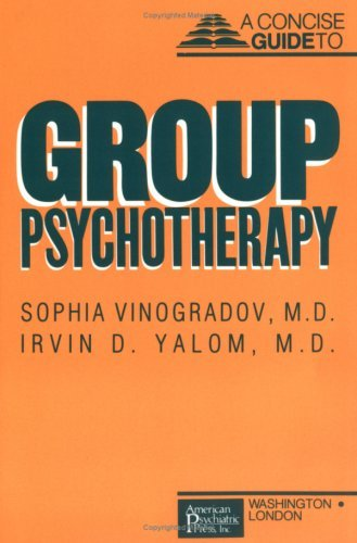 Concise Guide to Group Psychotherapy 9780880483278