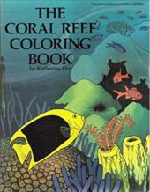 Coral Reef Coloring Book 3933384