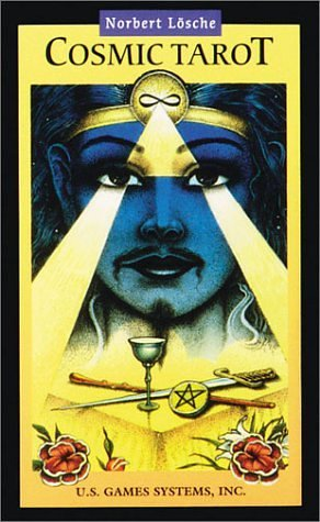 Cosmic Tarot: 78-Card Deck 9780880793957