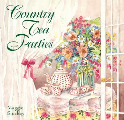 Country Tea Parties 9780882669359