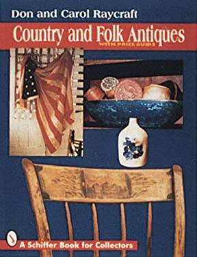 Country and Folk Antiques 9780887408281