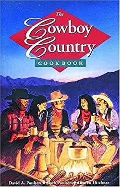 Cowboy Country Cookbook 9780889951624