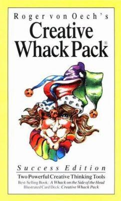 Creative Whack Pack Deck & Book Set 9780880795432