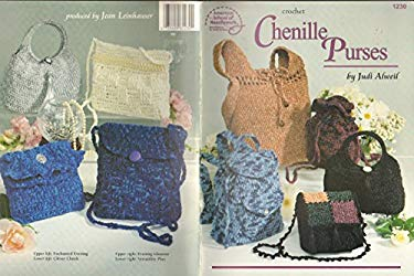 Crochet Chenille Purses (9780881957655) photo