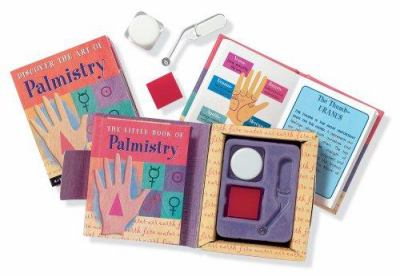 Discover the Art of Palmistry [With Palm Reading Set] 9780880882958