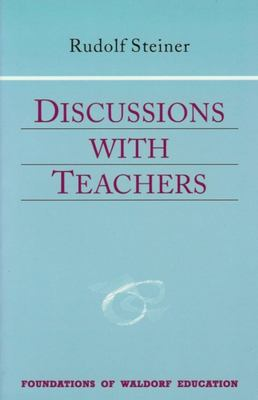 Discussions with Teachers 9780880104081