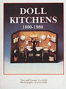 Doll Kitchens, 1800-1980 9780887401381